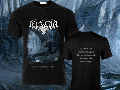 T-shirt 'The Hysterical Hunt' main photo