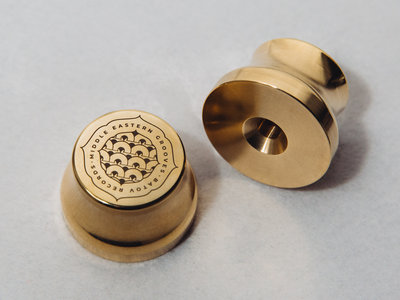 Heavyweight 45 Brass Adapter · Middle Eastern Grooves main photo