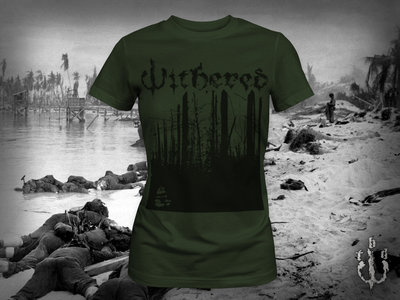 Dead Forrest - Olive Drab Ladies Tee Small main photo