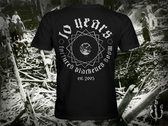 Spewing The Seed / 10 Years Tee S-M,XXL (by Ethan McCarthy) photo