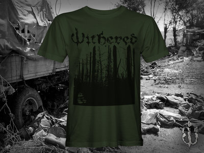 Dead Forrest - Olive Drab Men's Tee S-XL main photo