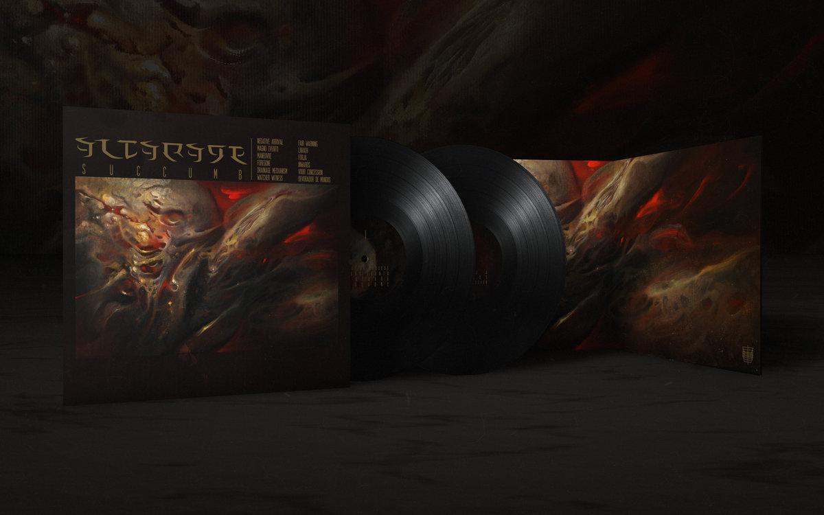 Altarage - Succumb (2021) Avantgarde blackened Death Metal 0023630034_10
