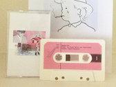 Stalker Cassette + Comic photo