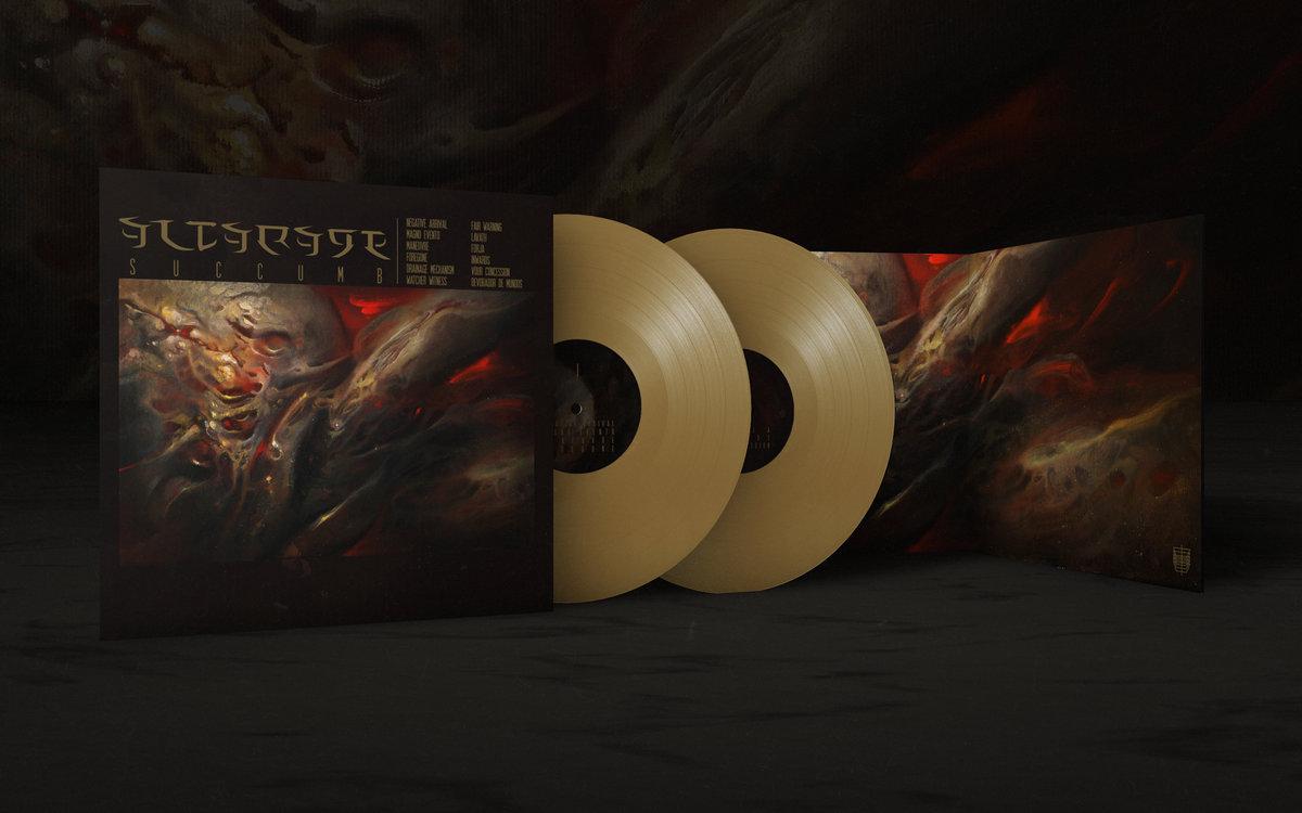 Altarage - Succumb (2021) Avantgarde blackened Death Metal 0023642817_10