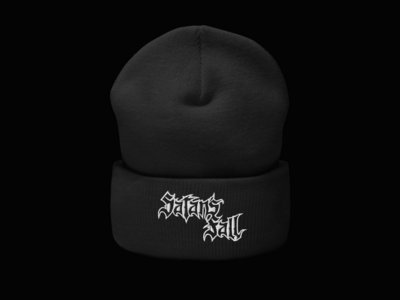 Embroidered logo beanie + digital download of Final Day album main photo