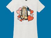 Sufjan Stevens - Beaver Tell Me You Love Me - T-Shirt (Pre-order / Ships April 2021) photo