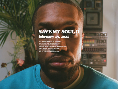 Signed Save My Soul II Promo Poster + Digital Album main photo