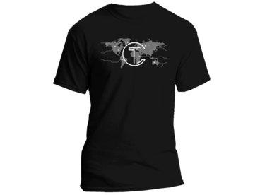"COLD TRANSMISSION ""World"" - T-Shirt main photo"