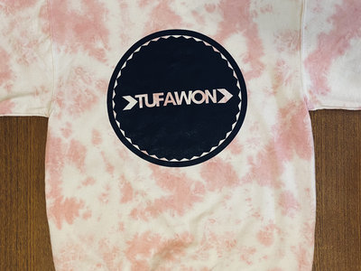 Pink Sky Dye Crew Neck Small - 1 of 1 main photo