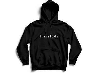 """SPECIAL EDITION """"I n t e r l u d e"""" Oversized Hoodie main photo"""