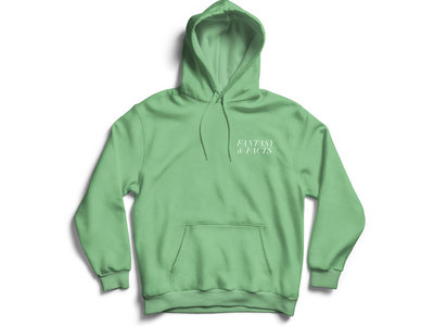 """ETIT Green """"Fantasy and Facts"""" Hoodie main photo"""