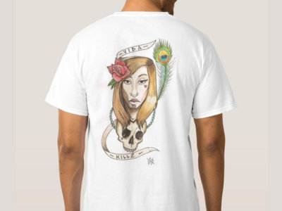 Stay Alive Heart Vida Killz T-Shirt main photo