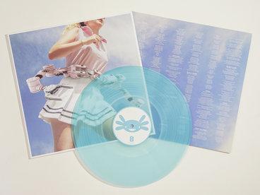 LP (Electric Blue Colour Vinyl - Limited Edition) main photo