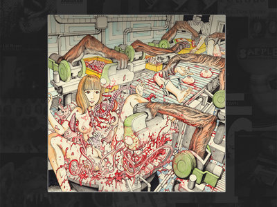 DEFORMER - Bukkakecore [Remixed] CD Digipak main photo