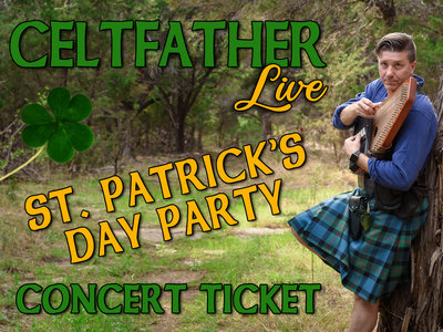 Celtfather Live Ticket for Show on Mar 11, 2021 main photo
