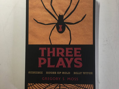 """Three Plays"" by Gregory S. Moss main photo"