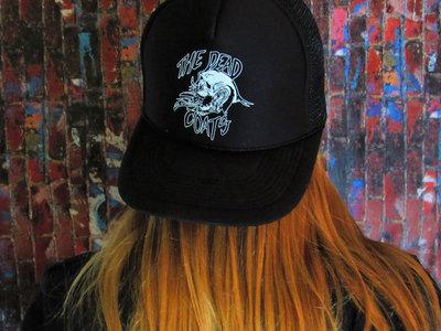 Original Dead Coat Logo- Trucker Cap main photo