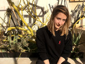 Discos Fun Guy organic/recycled sweater (Black, M) photo
