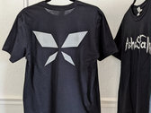 Ashes Fallen Double-Sided Logo T-shirt photo