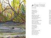 Pink Stone Digital Package (Digital Album + Companion Book PDF w/ lyrics) photo
