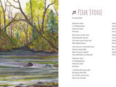 Pink Stone Companion Book (includes lyrics) photo