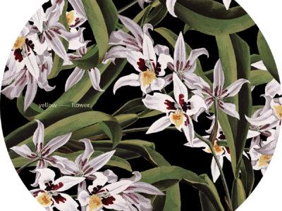 YFSLIP017 - Yellow Flower Single Slipmat main photo