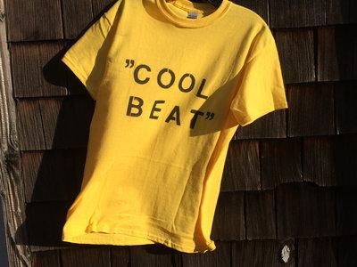 """""""Cool Beat"""" stencil tee main photo"""