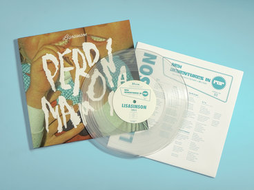 """10"""" Mini-LP (Ultra Transparent Vinyl - Numbered Limited Edition of 500 copies) main photo"""