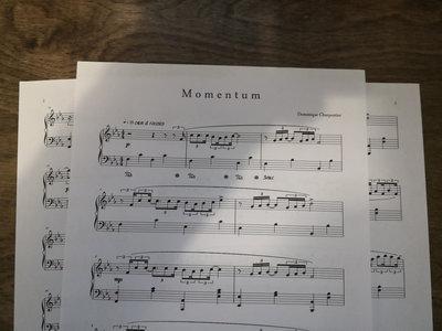 """""""Tipi"""" piano sheets main photo"""