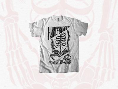 White Badger T-shirt main photo