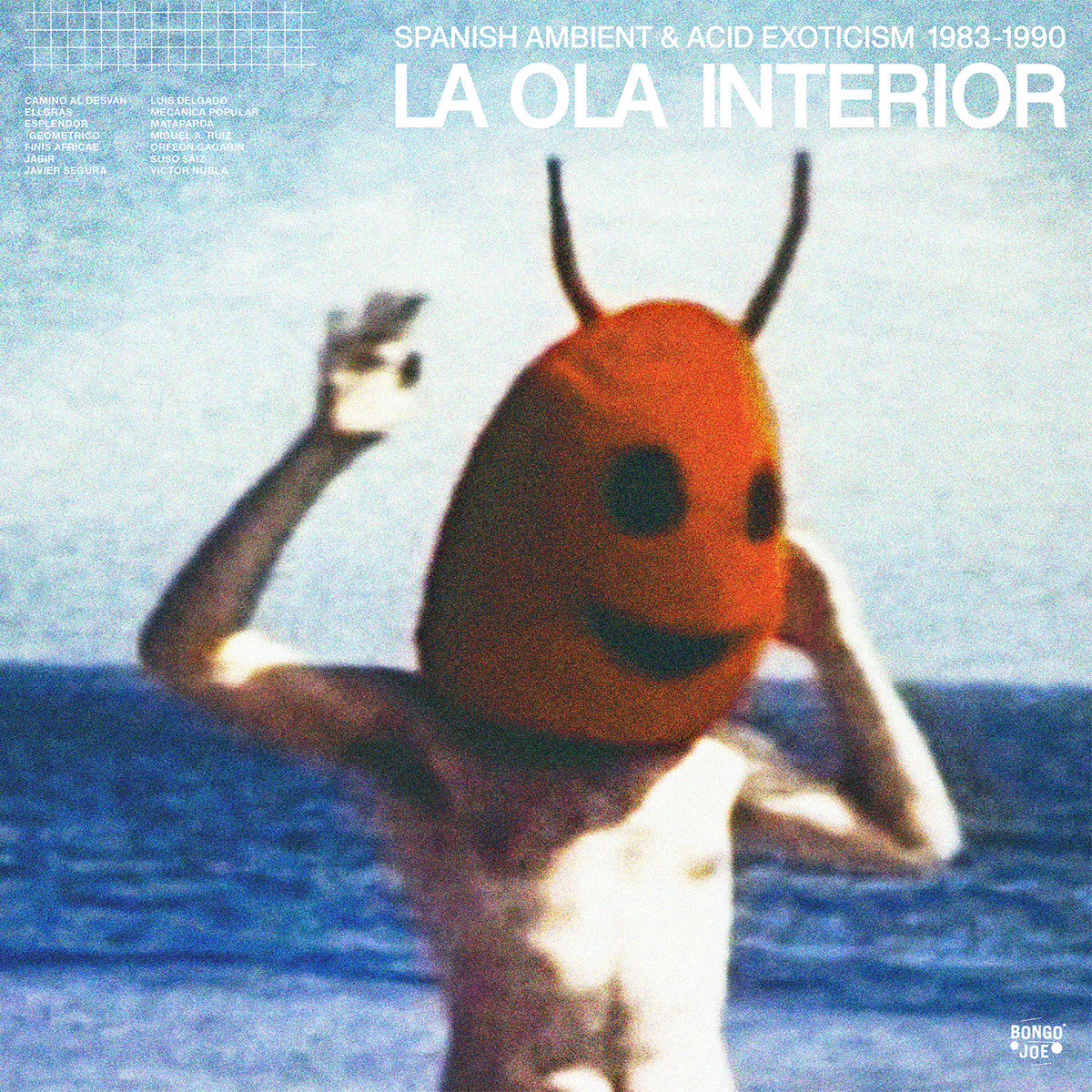"Various Artists, ""La Ola Interior: Spanish Ambient & Acid Exoticism 1983​-​1990"""