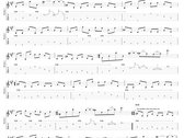 'Messages to the Past' The Complete Guitar Transcriptions: (digital PDF book with Guitar Pro files) photo