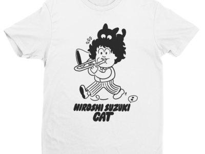 Hiroshi Suzuki - Cat T-Shirt (Pierre Thyss Design) main photo