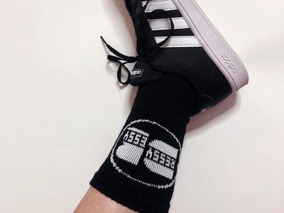 Limited Edition Black Official dB Logo Athletic Tube Socks main photo