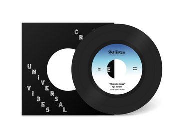 "Deep Space Black Hole Infinite Density 7"" Vinyl main photo"