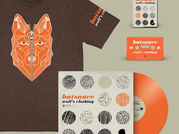 PRE-ORDER: Wolf's Bundle (Vinyl + Tape + Tee) main photo