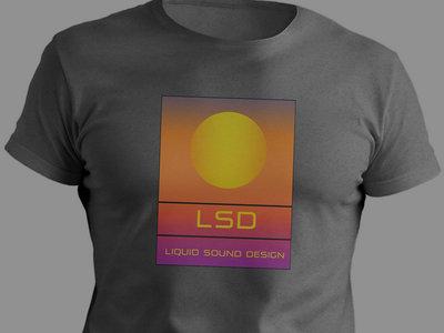 *50% OFF* Liquid Sound Design 100% Organic T-Shirt : Grey main photo
