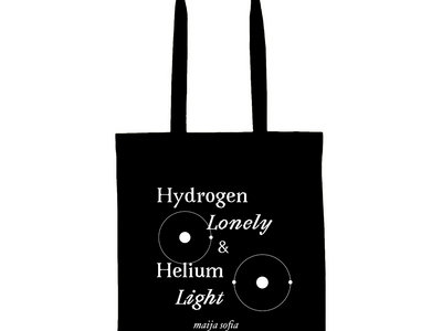 The Gold Shoes Helium and Hydrogen Tote Bag main photo