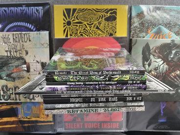 Bad Road & No Name 18 CDs Pack main photo
