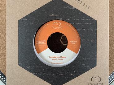 "NEW 7""!  Ojah feat. Don Fe - Lockdown Hope /Lockdown Dub (ALDBS7014) main photo"