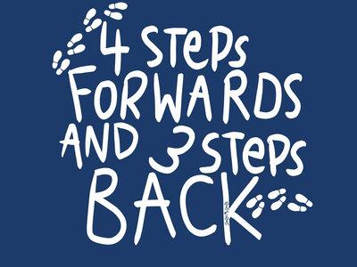 "4 Steps 8"" by 8"" Print main photo"