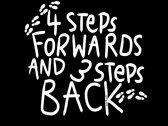 """4 Steps 8"""" by 8"""" Print photo"""
