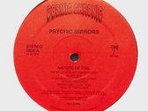 "PSYCHIC MIRRORS ""NATURE OF EVIL"" COSMIC CHRONIC PPU LP photo"