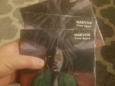VERY LIMITED!!!! - NAEVUS - Time Again CD (Hau Ruck, 2020) main photo