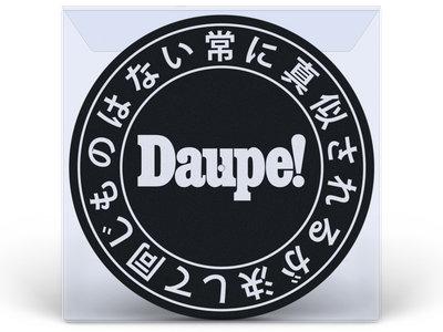 "Limited Edition Daupe! ""Japanese"" Slip-mats (PAIR) main photo"