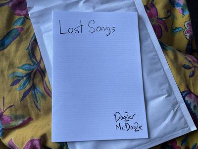 Lost Songs Zine main photo
