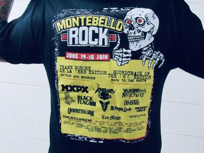 Montebello Rock 2019 - T-Shirt main photo