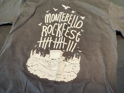 Rockfest 2018 - T-Shirt original / Original Print *RARE main photo