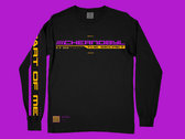 Part of Me Long Sleeve (Black) **PRE-ORDER** photo