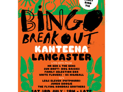 Bingo Breakout - Music Festival - Kanteena (Lancaster) main photo